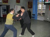 Яо Ченжун в Академии Ицюань в Китае
